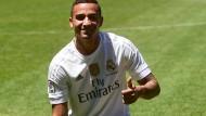 Real-Verteidiger Danilo wechselt zu Manchester City