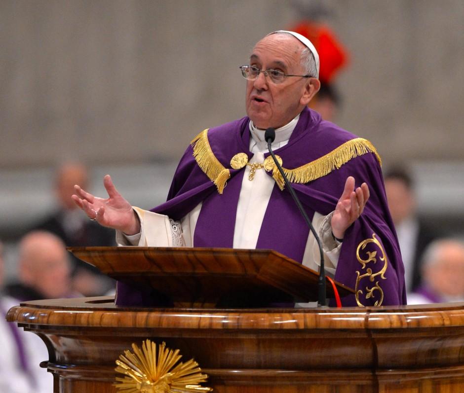 dpa papst franziskus