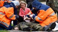 Bundeswehr bildet Flüchtlinge zu Sanitätssoldatinnen aus