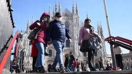 Zweifel an Zahl der Corona-Infektionen in Italien