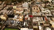 360°-Aufnahmen von Hollywood