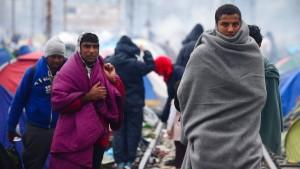 Albanien bittet Italien um Hilfe bei Grenzsicherung