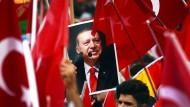 Unter Erdogans glühendsten Fans
