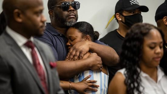 Trauer und Zorn bei Rayshard Brooks Familie