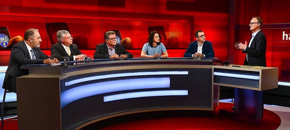 TV-Kritik zu Hart aber fair: Die Folgen des Erdogan-Besuchs