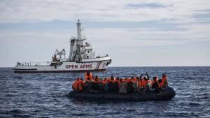 Weniger illegale Einwanderung in EU-Staaten