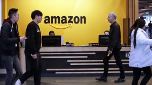 Amazon könnte seine erste Gewerkschaft in Amerika bekommen