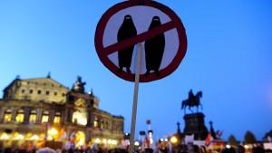 Wer Hass sät, wird Gewalt ernten