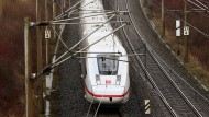Schon auf Deutschlands Schienen unterwegs: der neue ICE 4.