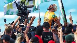 Brasilianer Italo Ferreira gewinnt ersten WSL-Titel