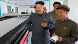 Machthaber Kim hat offenbar gesundheitliche Probleme