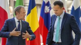 Tusk bietet Großbritannien Ceta-ähnliches Abkommen an