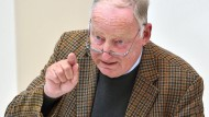 Ströbele soll AfD-Gauland als Alterspräsident verhindern