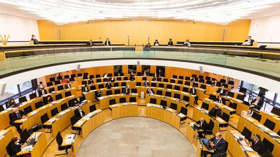 Im nächsten Jahr wird der Landtag für ein paar Tage anders aussehen: besetzt mit 120 Junge Menschen.