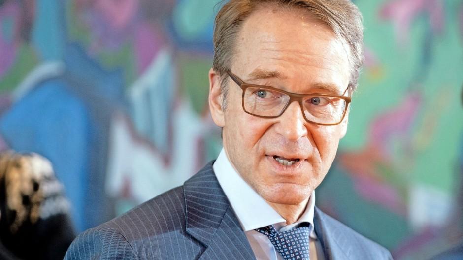 Bundesbankpräsident Jens Weidmann