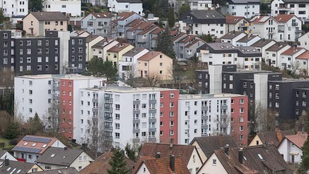 Viele Baustellen auf dem Wohnungsmarkt