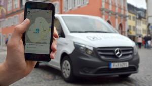 Die Bahn macht jetzt auf Uber