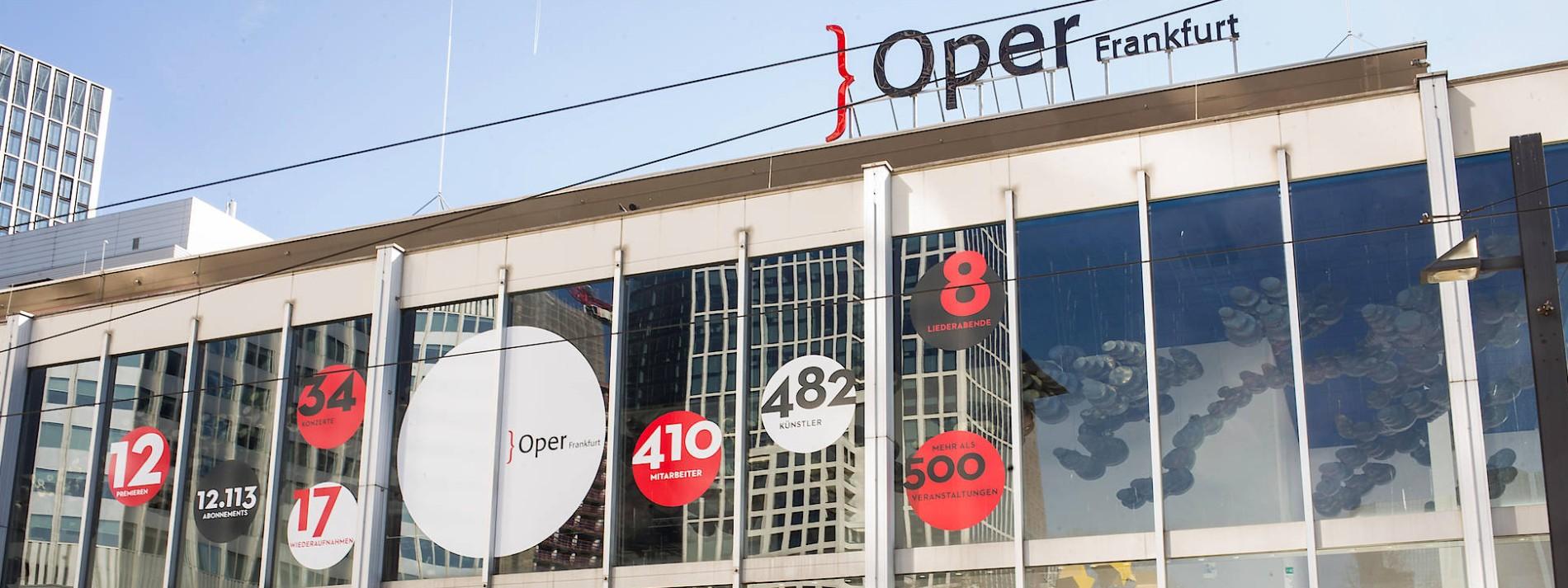 """""""Opernhäuser des Jahres"""" in Frankfurt und Genf"""