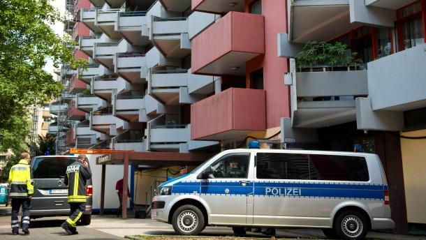 Polizei findet noch mehr Rizinus-Samen