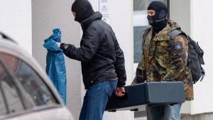 Geiselnahme in bayerischem Jugendamt beendet