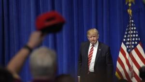Trump bekennt sich zur Nato