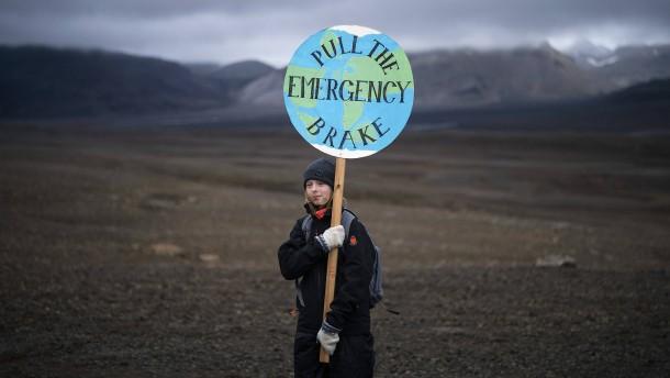 Island gedenkt erstem verschwundenen Gletscher