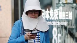 Kuriose Gadgets sollen Abkühlung bringen