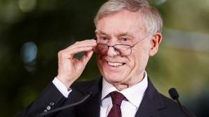Horst Köhler legt Amt bei Vereinten Nationen nieder