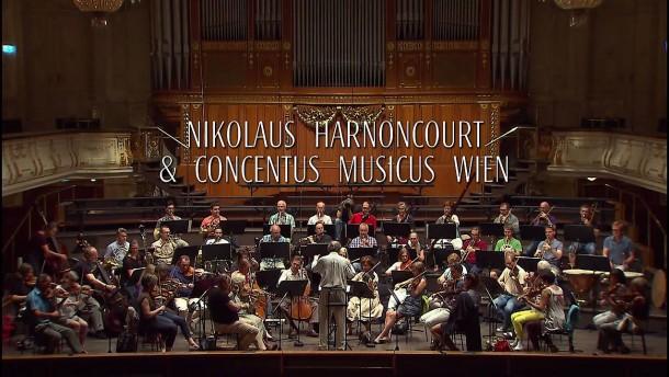 """""""Missa Solemnis"""" von Nikolaus Harnoncourt"""