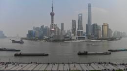Chinas Rekordwachstum im ersten Quartal