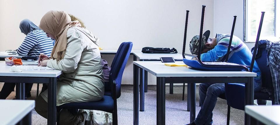Flüchtlinge Jeder Zweite Scheitert Am Deutschtest