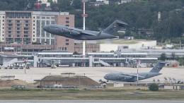 Amerika darf Drohnenangriffe über Ramstein steuern