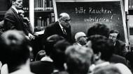 Adorno als Lehrer: Wie war das mit Hegels Gottesbegriff?