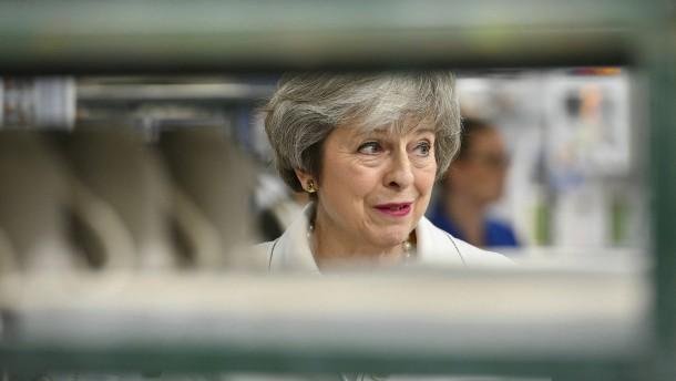 Kanzleramt dementiert weitere Zugeständnisse beim Brexit