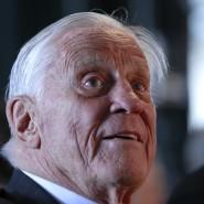 Ben Bradlee bei einer Veranstaltung zum 40. Jahrestag des Watergate-Skandals 2012 in Washington