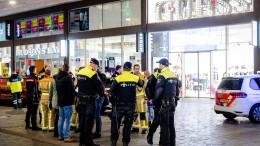 Drei Verletzte durch Messerattacke in Den Haag