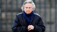 Sieht sich neuen Vorwürfen ausgesetzt: Regisseur Roman Polanski vergangenes Wochenende in Paris.