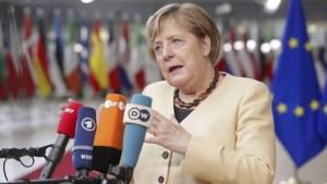 Energiepreise und Streit mit Polen
