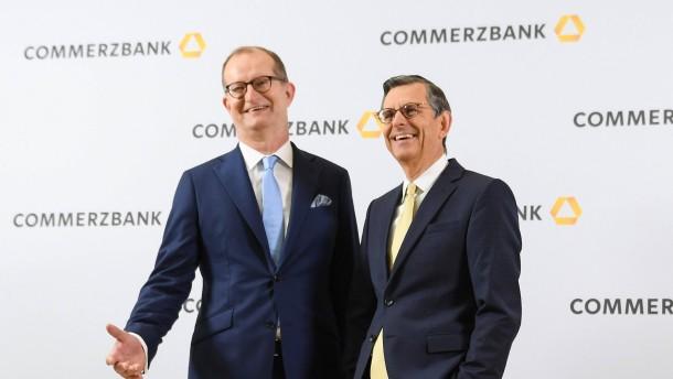 """""""Es gibt in der Commerzbank einen geordneten Prozess"""""""