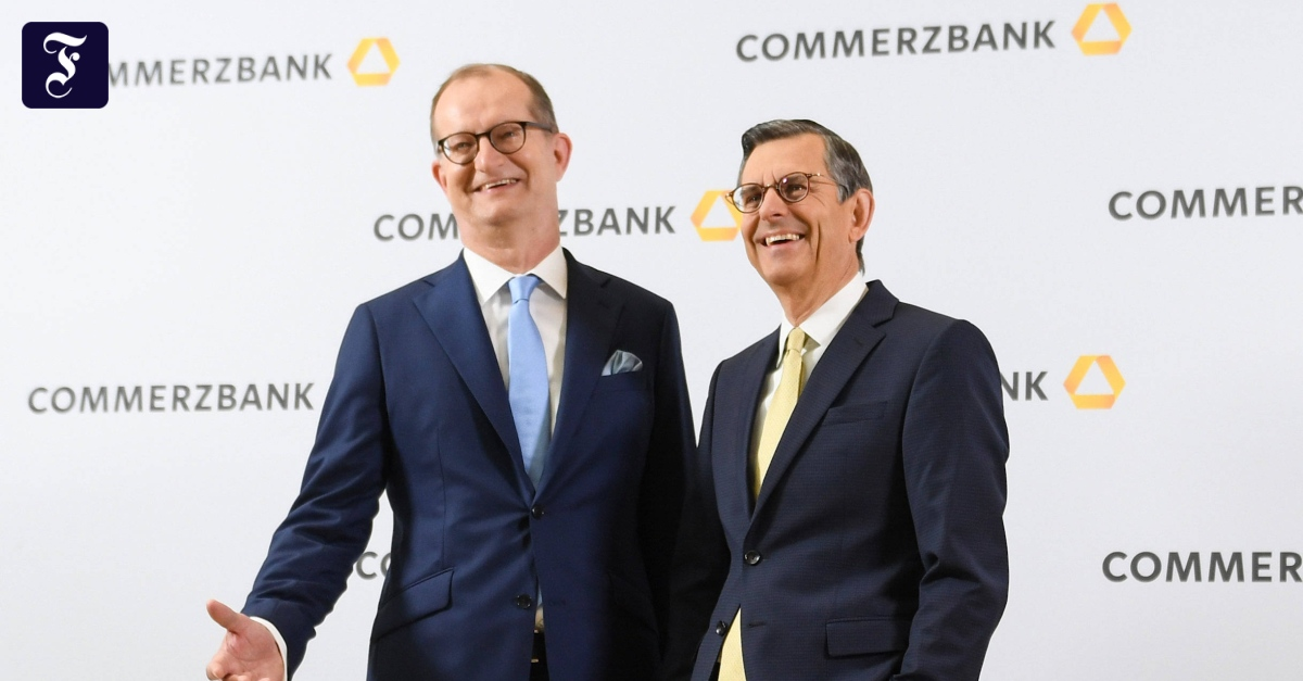 """""""There is an orderly process at Commerzbank"""""""