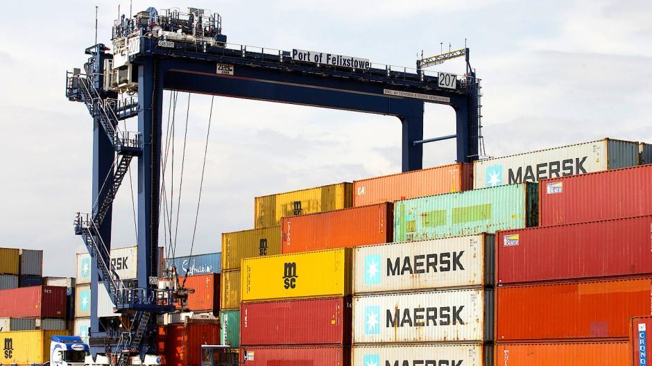 99 Prozent der britischen Exporte nach Japan sollen ab 2021 zollfrei sein.