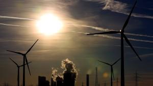 Zwei Billionen Euro für die Energiewende