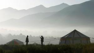 Die Sorgen von Chinas Bauern und Banken