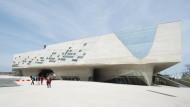Mehr als nur eine Autostadt: das Experimentiermuseum Phaeno in Wolfsburg