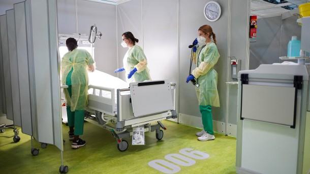 RKI meldet neuen Höchstwert bei Todesfällen