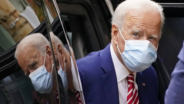 Ist Joe Biden zu alt fürs Präsidentenamt?