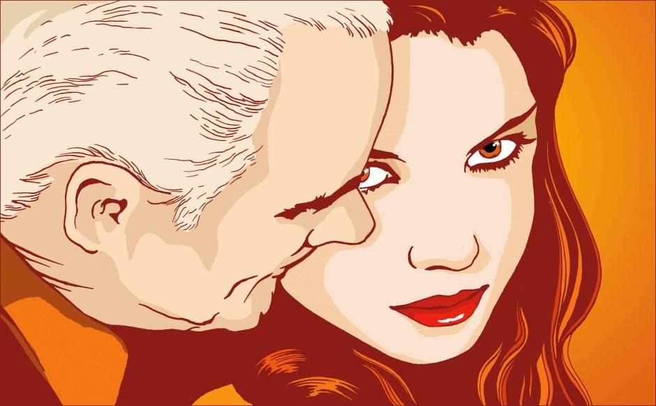 aktuell gesellschaft alter mann junge frau verjuengst du mich beschuetz ich dich .