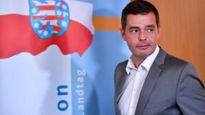 Mohring kandidiert für Bundestag