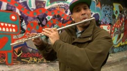 So cool kann Flöte sein