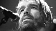 Erneuerer des Folk: Nils Koppruch bei einem Konzert in Köln im Jahr 2007
